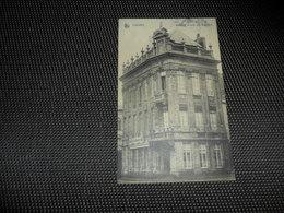Louvain  Leuven  Ancienne Maison Des Brasseurs  - Stempel Met Leeg Midden LOUVAIN  Service Militaire - Leuven