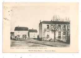 Maatz-Place De La Mairie-(D.571) - Autres Communes