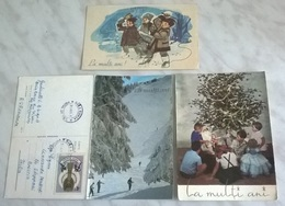 3 CART. LA MULTI ANI  (216) - Romania