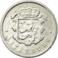 Monnaie, Luxembourg, 25 Centimes, 1954, TTB, Aluminium, KM:45a.1 - Luxembourg