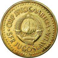 Monnaie, Yougoslavie, 5 Dinara, 1986, TTB, Nickel-brass, KM:88 - Yugoslavia