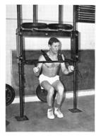 PHOTO HOMME EN MAILLOT DE BAIN CULTURISME CULTURISTE  FORMAT  17.50 X 12.50 CM - Sports
