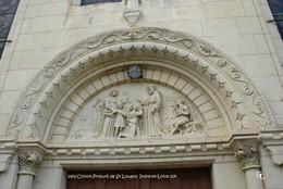 Chinon (37)- Prieuré De Saint-Louans (Edition à Tirage Limité) - Chinon