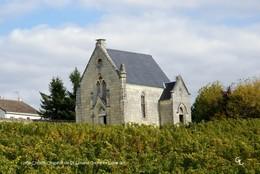 Chinon (37)- Chapelle De Saint-Louans (Edition à Tirage Limité) - Chinon