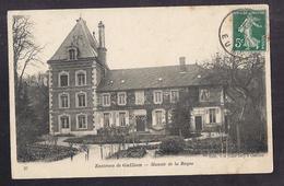 CPA 27 - LA ROQUE - Environs De GAILLON - Manoir De La Roque - TB PLAN EDIFICE Et Sa Façade - Altri Comuni
