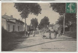 51-30514   -   SOMMESOUS -  ROUTE De CHALONS - France