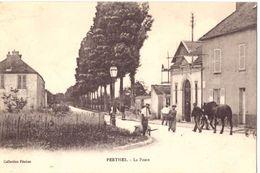 Perthes La Poste - Clermont
