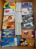 LOT TELECARTES 4 KGS - Phonecards