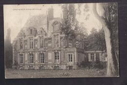 CPA 27 - GRAVERON SEMERVILLE - TB  PLAN Du Château Et Sa Façade ( Pas De Libellé ) - Altri Comuni