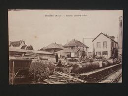 Ref5816 CPA Animée De Essoyes (Aube) - Scierie Decesse-Déloix - IPM 1917 - Essoyes