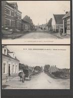 Lot De 10 CPA Sur Les Petites Communes Du Pas De Calais - Autres Communes