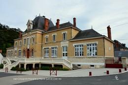 Chissay-en-Touraine (37)- Mairie (Edition à Tirage Limité) - France