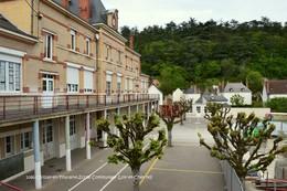 Chissay-en-Touraine (37)- Ecole Communale (Edition à Tirage Limité) - France