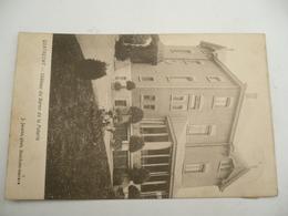 Melle Quatrecht Chateau Baron De La Poterie 1905 - Melle