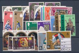 GIBRALTAR SELECTION MNH - Gibraltar