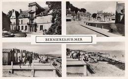 CPSM 14 BERNIERES-SUR-MER - France