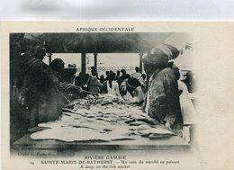 GAMBIE(SAINTE MARIE DE BARTHURST) MARCHE - Gambie