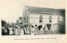 GAMBIE(BARTHURST) - Gambie