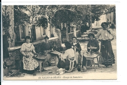 Salies De Béarn ( Pyrénées Atlantiques) Métiers , Les Sandalières - Salies De Bearn