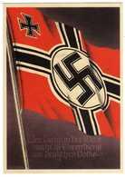 Allemagne : III Reich : Drapeau  : éditeur - Klein Gottfried - Allemagne