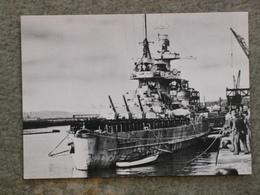 SCHARNHORST - MODERN CARD - Warships