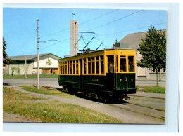 Chemin De Fer - Tramways  - HAGONDANGE - Motrice De Tramway - Tramways