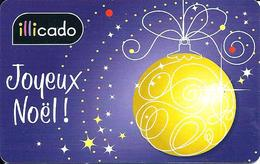 Carte Cadeau - Illicado - Flash Code à Droite  - Gift Card - Cartes Cadeaux