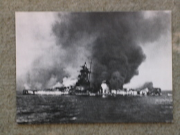 GRAF SPEE - MODERN CARD - Warships