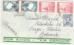ARGETINA AIRMAIL COVER 1939 - Argentinië