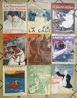 Lot 7 Revues Assiette Au Beurre 8 Numéros Dont Les Pompes Funèbres Nombreux Illustrateurs état Moyen à Assez Bon - Livres, BD, Revues