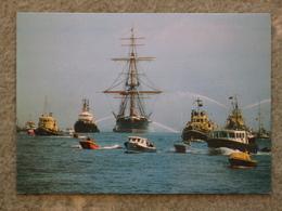 HMS WARRIOR - IRON CLAD WARSHIP - Warships