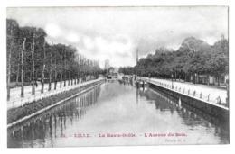 Lille (Nord) La Haute-Deûle - Lille