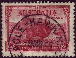 TASMANIA • 1935 • CDS On Commonwealth Period • EAGLE-HAWK - Used Stamps
