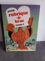 BD De Gotlib - Rubrique-à- Brac Taume 2 - 1976 - - Gotlib