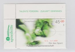 Germany 2004 World Cup Bern - Wunder Von Bern Für Den Sport MNH/** (H52) - 1954 – Zwitserland