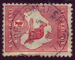 TASMANIA • 1914 • CDS On Commonwealth Period (1d Kangaroo) • BROADMARSH - 1853-1912 Tasmania