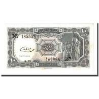 Billet, Égypte, 10 Piastres, L.1940, KM:184b, SUP - Egypt