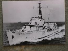 HMS CAVALIER AT SEA 1966 - MODERN - Warships
