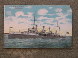 HMS SPEEDY GUNBOAT - Warships