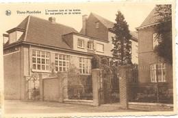 Viane-Moerbeke NA4: L'ancienne Cure Et Les écoles - Geraardsbergen
