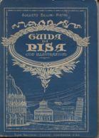 GT 14 - GUIDA DI PISA CON ILLUSTRAZIONI - ED. VALLERINI - Turismo, Viaggi
