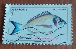 Daurade (Poisson) - France - 2019 - France