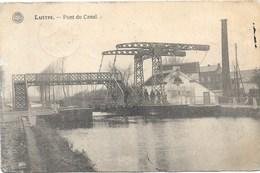 Luttre NA10: Pont Du Canal 1920 - Pont-à-Celles