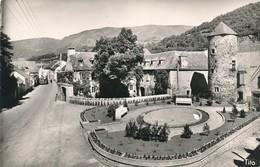 CPSM - France - (09) Ariège - Saint-Lary - La Place - Vieille Topur Du Moyen Age - France