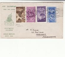G.B. / 1948 Olympics / Stamp Printing Errors - 1902-1951 (Kings)