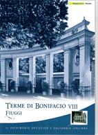ITALIA 2012 - FOLDER  TERME DI BONIFACIO VIII FIUGGI -  SENZA SPESE POSTALI - Folder