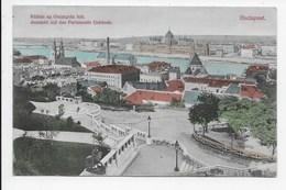 Budapest - Ansicht Auf Das Parlaments Gebaude - Hungary