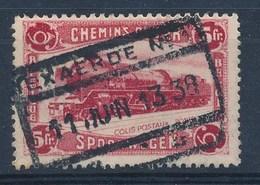 """TR 177 - """"EXAERDE Nr 1"""" - (ref. 27.076) - Chemins De Fer"""