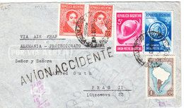 ARGENTINA AIRMAIL COVER 1939 - Argentina