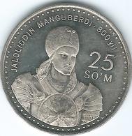 Uzbekistan - 1999 - 25 So'm (KM11) Jaloliddin Manguberdi 800th Anniversary - Uzbekistan